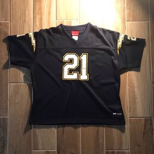Reebok NFL Chargers LaDainian Tomlinson  Jersey